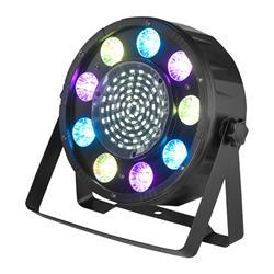 FOCO LED   SLIM FX DUO  Un foco con efecto de led visual en color blanco  Luces para bares musicales