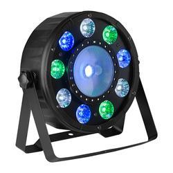 FOCO LED   SLIM FX TRIO  Un foco con efecto de led visual en color blanco  Dispone de un LED COB de 30 W