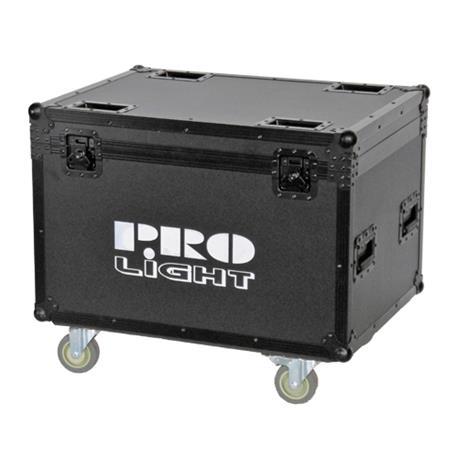 PRO LIGHT ST 3000 LED  Flash de led  Caja de transporte para strobos profesionales de led