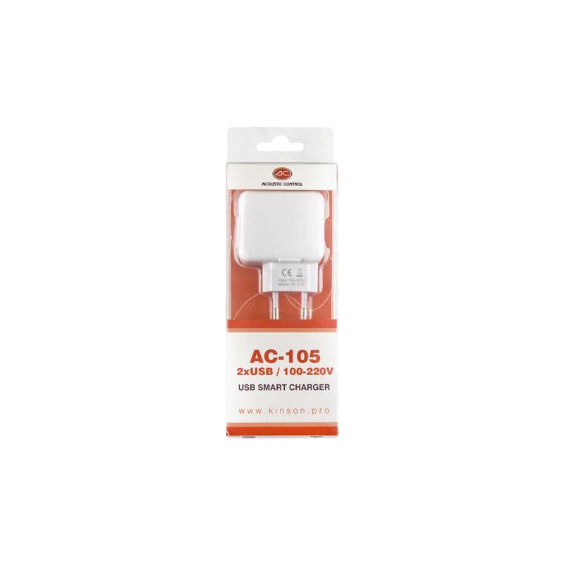 AC 105 Cargador universal