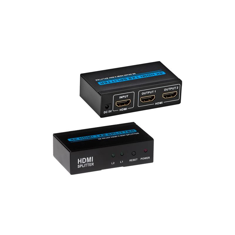SP HDMI 1X2 KS Distribuidor de señal
