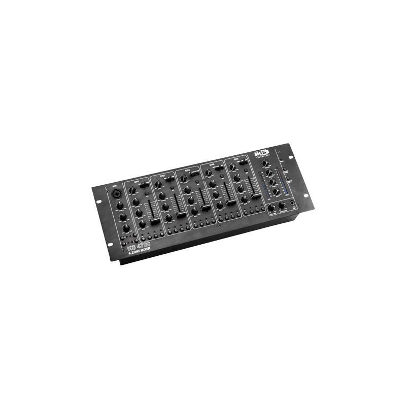 KS 4700 / USB MEZCLADOR ZONAS