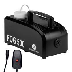 PRO LIGHT FOG 500  Maquina humo para pequeñas fiestas y espectáculos