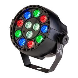Acoustic Control | FREE PAR 36 RGBW, Foco de led con bateria