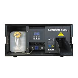 PRO LIGHT | LONDON 1500 DMX  Maquina HAZER para fiestas y espectáculos
