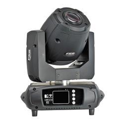 PRO LIGHT LT LED 75W PRO / S  Cabeza móvil LED de 75W efecto spot con color, gobos, focus y prisma electronico
