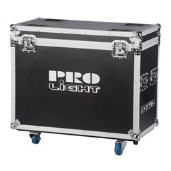 PRO LIGHT | FLIGHT CASE PARA MATRIX LED 25 COB, PUEDE LLEVAR 4 UNIDADES