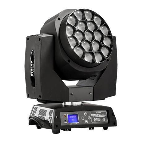 Pro Light LT BEE MOVE, cabeza móvil multi-función  Beam y Wash