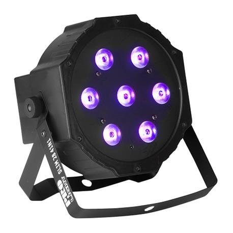 PRO LIGHT SLIM 28 RGBW 4 EN 1, Foco de led profesional