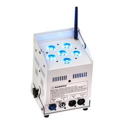 FOCO DE LED : FREE PAR 72 BLANCO, Foco de led con bateria y wifi