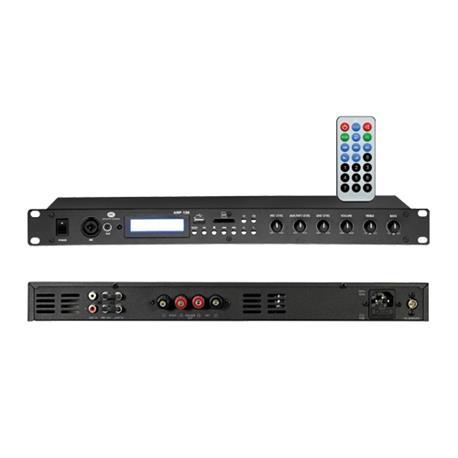 KS TECHNOLOGY   AMP 130 amplificador estéreo con bluetooth y radio