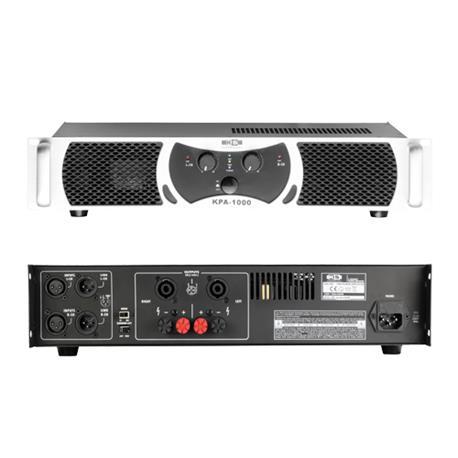 KS TECHNOLOGY KPA 600, etapa de potencia