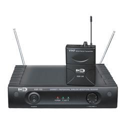 KS TECHNOLOGY KMI 100 / BELT Micrófono inalámbrico VHF con 1 juego de micro lavalier y madonna y receptor