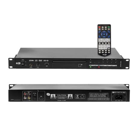 KS TECHNOLOGY DVD 150 / USB  Reproductor DVD y USB profesional