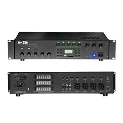 KS TECHNOLOGY | KS 2120 / USB  Amplificador de P A  con USB y AM/FM
