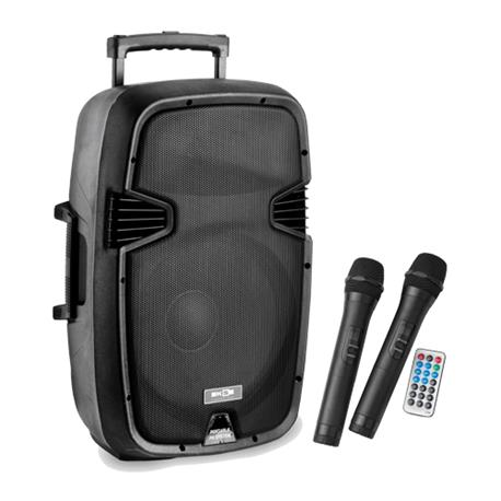 KS TECHNOLOGY COMBO 115 KS, Altavoz portátil con bateria y bluetooth de 700W