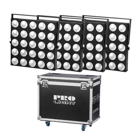 PRO LIGHT Matrix led 25 cob FC  Cuadrado de led con 5 x 5 LED COB matriciales para orquestas