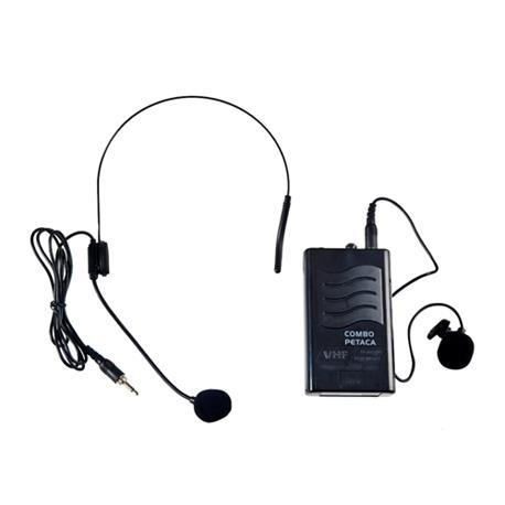 ACOUSTIC CONTROL | PORTABLE PETACA, micrófono de petaca para la serie bluetooth de Acoustic Control