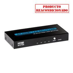 Acoustic Control SP HDMI 1x4, Splitter HDMI profesional 1 entrada 4 salidas