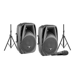 SAC 15 / BT DUET kit de altavoces con bluetooth