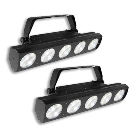 Efecto beam 30W  Efecto de rayos de color blanco con led de grand potencia