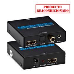 CON AUDIO HDMI Extractor de audio HDMI