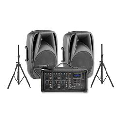 SAC LIVE SYSTEM 6. Kit altavoces 200W