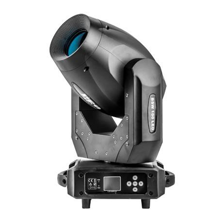 PRO LIGHT | BSW 100 LED cabeza móvil con función Beam, Spot y Wash para instalación