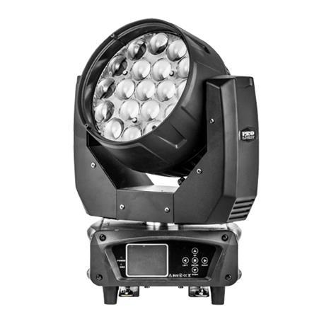 Pro Light LT HALO 285, cabeza móvil wash para discotecas