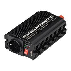 ACOUSTIC CONTROL INVER 300 / USB, Convertidor de potencia de 12V a 220V profesional