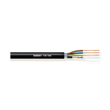 Comprar cable de Audio digital más corriente Tasker. Oferta cable digital DMX