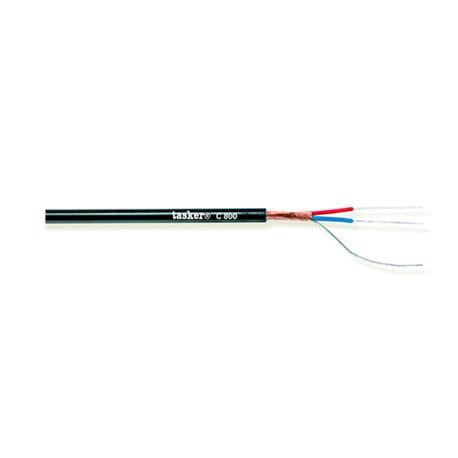 Comprar cable DMX al mejor precio en KINSON. TASKER C 800 DMX 2x24 al mejor precio