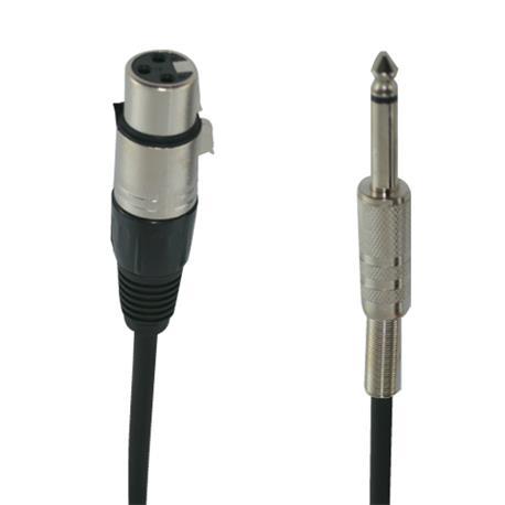 TMC 028 / 3M Cable XLR a JACK
