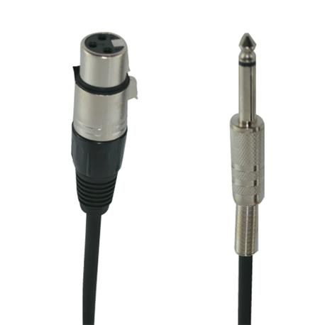 TMC 028 / 5M Cable XLR a JACK
