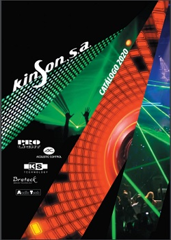 Catalogo Kinson 2020