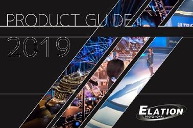 Catálogo Elation Profesional