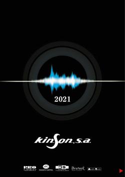 Catalogo Kinson 2021